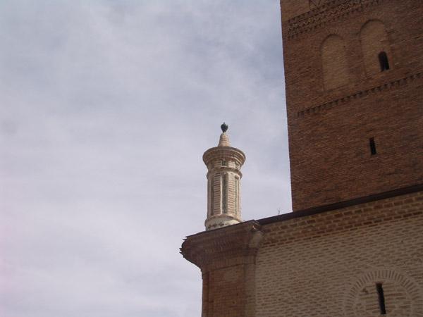 Pináculo. Catedral de Tarazona.