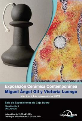 Miguel Ángel Gil en Valladolid.