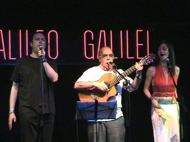 Ángel Petisme en Madrid.