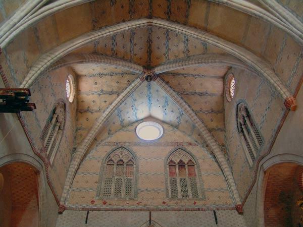 Iglesia de la Virgen de Tobed (Zaragoza).