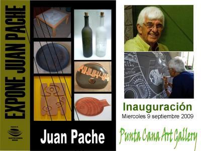 Juan Pache en Punta Cana (República Dominicana).