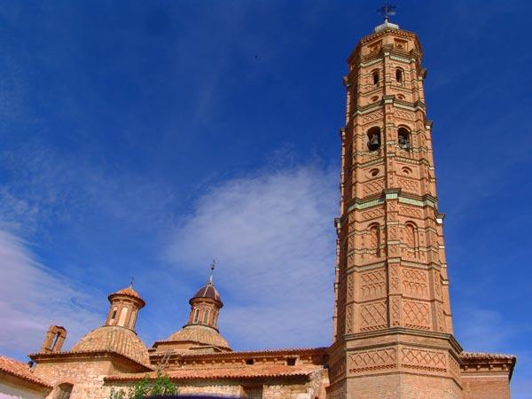 De paso por Muniesa (Teruel).