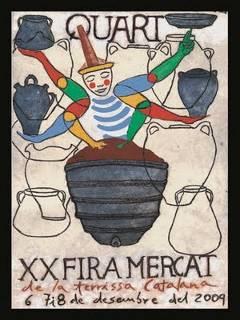 QUART (GIRONA), XX FIRA MERCAT DE LA TERRISSA CATALANA.
