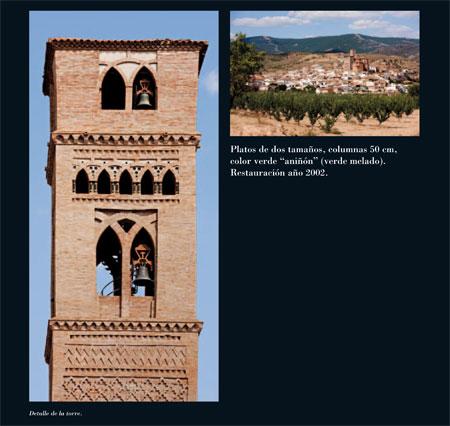 Alfar Mudéjar siglo XXI. Catálogo. Página 22.