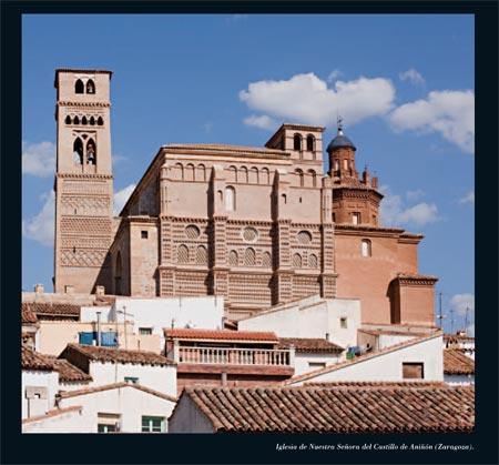 Alfar Mudéjar siglo XXI. Catálogo. Iglesia de Nuestra Señora del Castillo de Aniñón (Zaragoza).