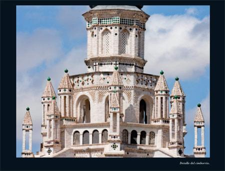 Alfar Mudéjar siglo XXI. Catálogo. Catedral de Nuestra Señora de la Huerta de Tarazona (Zaragoza). Página 29.