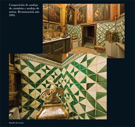 Alfar Mudéjar siglo XXI. Catálogo. Iglesia de San Miguel de los Navarros de Zaragoza. Página 32.