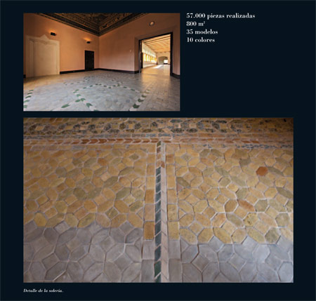 Alfar Mudéjar siglo XXI. Catálogo. Palacio de la Aljafería, Zaragoza. Página 36.