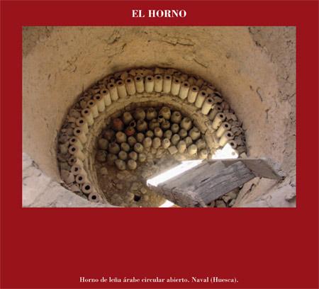 Alfar Mudéjar siglo XXI. Catálogo. El Horno.