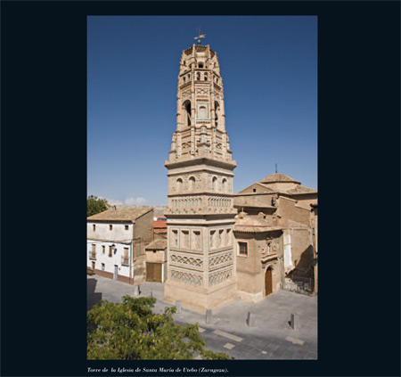 Alfar Mudéjar siglo XXI. Catálogo. Torre de Utebo.