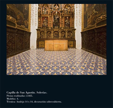 Alfar Mudéjar siglo XXI. Catálogo. Catedral del Salvador de Zaragoza.(5)