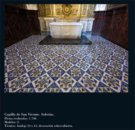 Alfar Mudéjar siglo XXI. Catálogo. Catedral del Salvador de Zaragoza.(11)