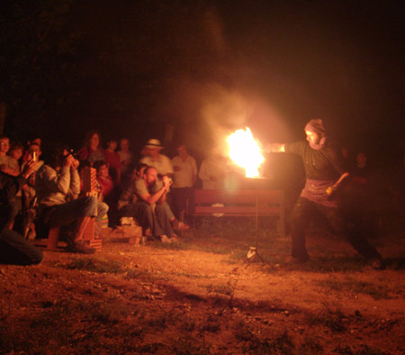 Domadores de Fuego 2010. En imágenes 11.