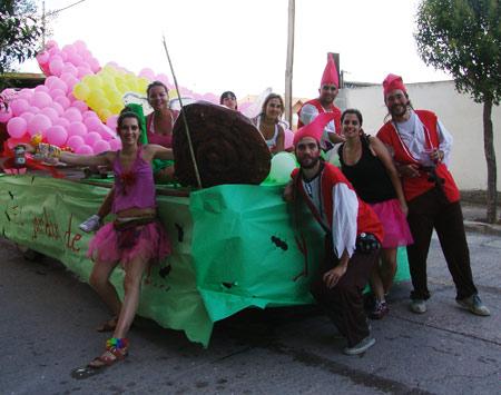 Fiestas San Mateo.
