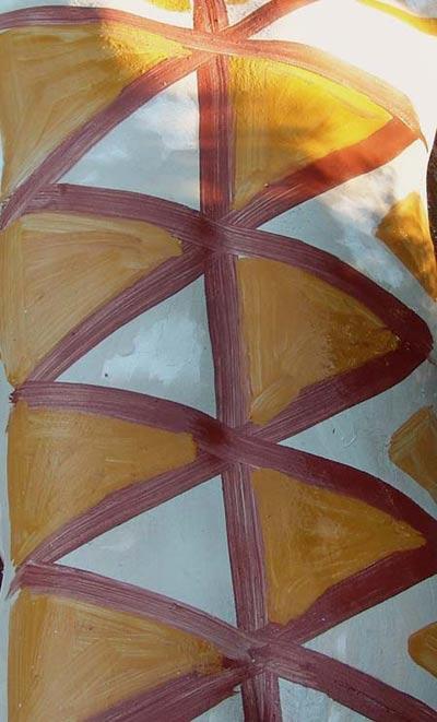 Arcilla en la piel (con geometrías).