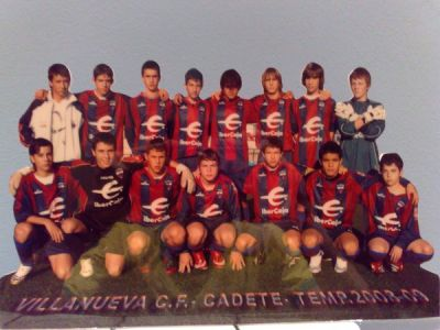Villanueva Club de Fútbol.