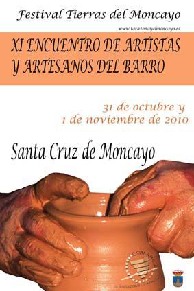 XI Encuentro de Artistas y Alfareros del Barro. Stª Cruz de Moncayo.