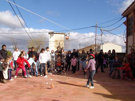 Cucañas en Stª Cruz (7).