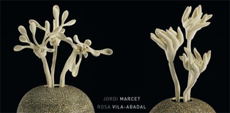 Jordi Marcet y Rosa Vila-Abadal en Tarrasa (Barcelona).