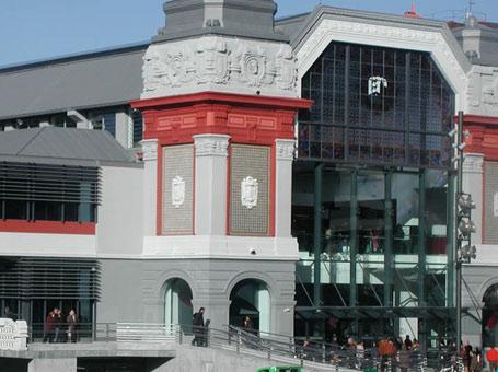 Mercado de la Ribera. Bilbao. (2)