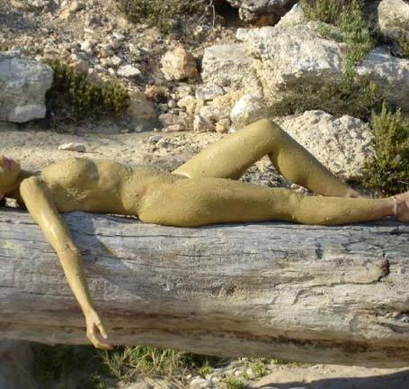 Arcilla en la piel, 2011.