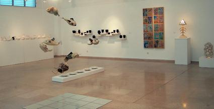 Escuela de arte San Telmo de Málaga.
