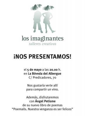 los imaginantes.