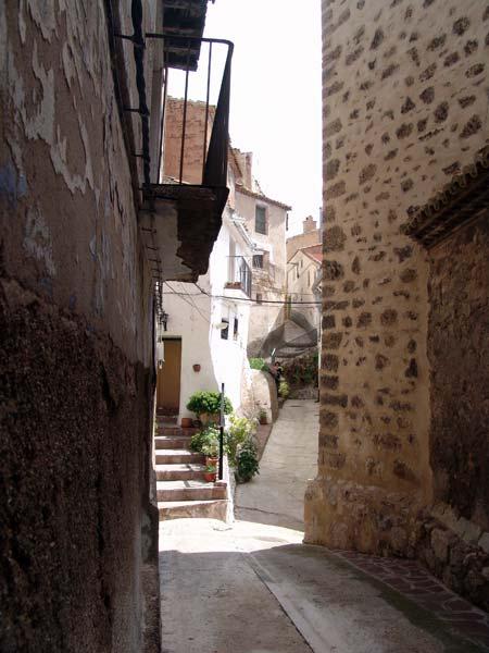 Calles de Tierga.