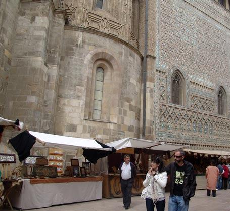Mercado Medieval. Zaragoza 10,11 y 12 de junio.