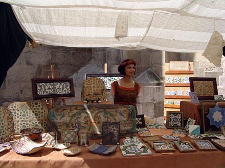Mercado Medieval, fin.