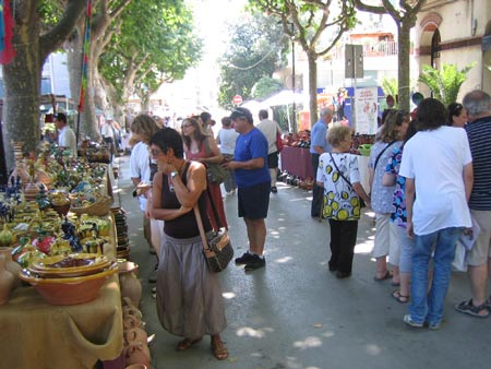 Feria de Argentona (Barcelona).