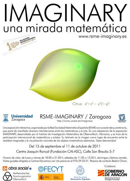 Exposición IMAGINARY.