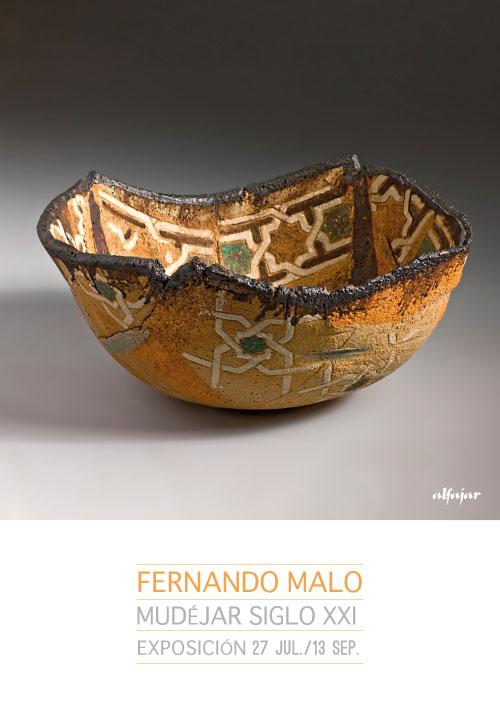 Exposición en Málaga.