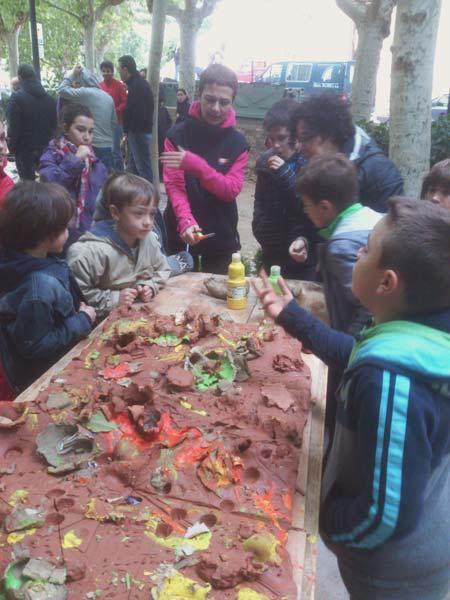 Fiesta de la Cerámica. Asociación de Ceramistas de Muel.